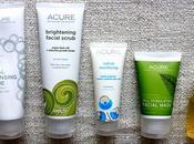 Acure Organics Vegan Skincare Routine