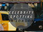 Where They Places Celebrity Spotting London