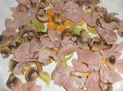 Homemade Bacon Mushroom Crustless Quiche