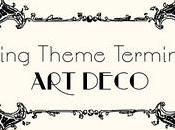Wedding Theme Terminology: Deco