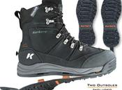 Gear Box: Korkers Snow Boots