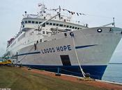Logos Hope Docks Cebu