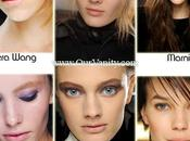 Fall/Winter 2011-2012 Makeup Trend VARICOLORED SMOKED EYES