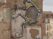 Street Robots Turin, Italy Wall Watch