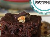Easy Vegan Fudge Brownies {Dairy, Gluten, Soy, Free}