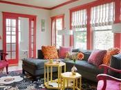 Design Diary: Colorful Cambridge Home Makeover Heidi Pribell