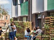 Super Green Affordable Housing Introduces Passive Design Masses