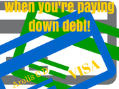 Patience Bitch When You're Paying Down Debt!