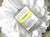 Library Fragrance Sunshine Review