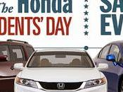 Honda Sales Event Special Selling