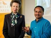 Anandakumar Wins Whitley Award Green Oscar Elephants Valparai