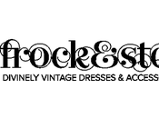 Vintage Dresses 'fur Free' Frock Stole