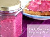 Super Quick Raspberry Chia Seed