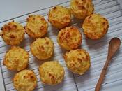 Simple Cooking Champion Cheese Muffins