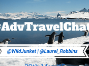 Introducing Exciting #AdvTravelChat Twitter