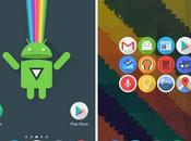 Gorgeous Icon Packs Give Your Android Phone Brand Look