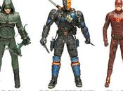 TV's Arrow Flash Gets Official Action Figures