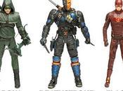 TV's Arrow Flash Gets Official Action Figures