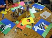 Zebra Stripes Project Haynes School, Angeles,