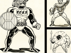"Masterful Designs From ""The Masters Universe""!"