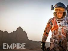 """Ridley Scott's """"The Martian"""" First Images Released!"""