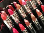 First Look: Launch Givenchy's Rouge-A-Porter with Swatches Givenchy Rouge