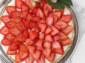 Strawberry Lemon Mascarpone Tarte