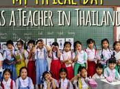 Typical Teacher Thailand