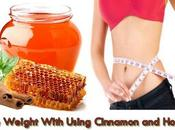 Lose Weight With Using Cinnamon Honey