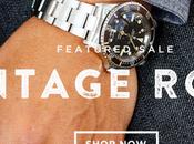 Vintage Rolex Mens Watch Sale