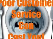 Poor Customer Service Cost