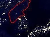 """North Korea Dark Night"""