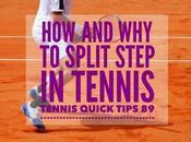 Split Step Tennis Quick Tips Podcast
