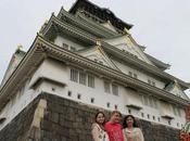 Japan Osaka Castle Manga