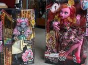 Dolly Review: Monster High Freak Chic Gooliope Jellington