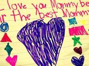 Love Mommy Because You're (sic) Best...