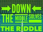 Simple Tennis Down Middle Solves Riddle