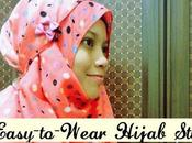 Tutorial: Easy-to-Wear Square Hijab Styles Photos