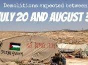 Demolition Susya Settlement Result Unsolved Israeli-Palestinian Conflict