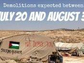 Demolition Susya Settlement Result Unsolved Israeli-Palestinian Conflict