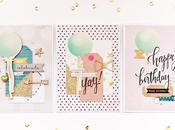 Maggie Holmes Design Team Birthday Cards