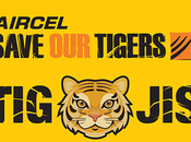 Aircel Launches Mobile Tiger Stickers PicBadges Mark Celebration World
