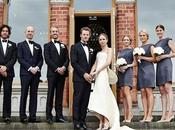 Elin Kling Ties Knot Chic Balenciaga Wedding Dress