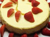 Baked Mango Cheesecake