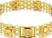 Gold Bracelets Summer