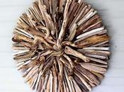 Make Driftwood Wall Sculpture