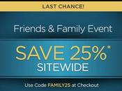 Save Time Shop Friends Family Event