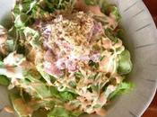 Spicy Tuna Salad #Sunday #Manila Sumosam Mall Asia)