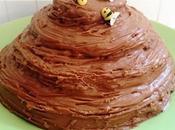 Honey Hive Cake