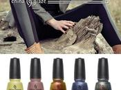PRESS RELEASE: China Glaze Great Outdoors Collection Fall 2015